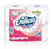Ρολό χαρτί κουζίνας Endless Design 2 x (45μέτρων - 450gr)
