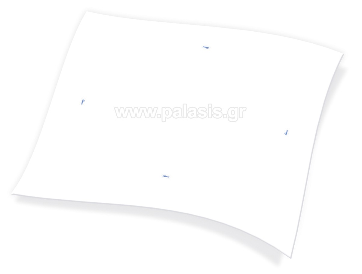 Χάρτινο τραπεζομάντηλο μιας χρήσης Endles  Λευκό