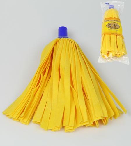 Σφουγγαρίστρα βιδωτή τύπου Wettex Ram 105gr Κίτρινη
