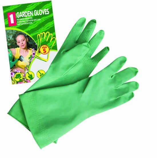 Λαστιχένια γάντια κήπου & εργασίας ενισχυμένα