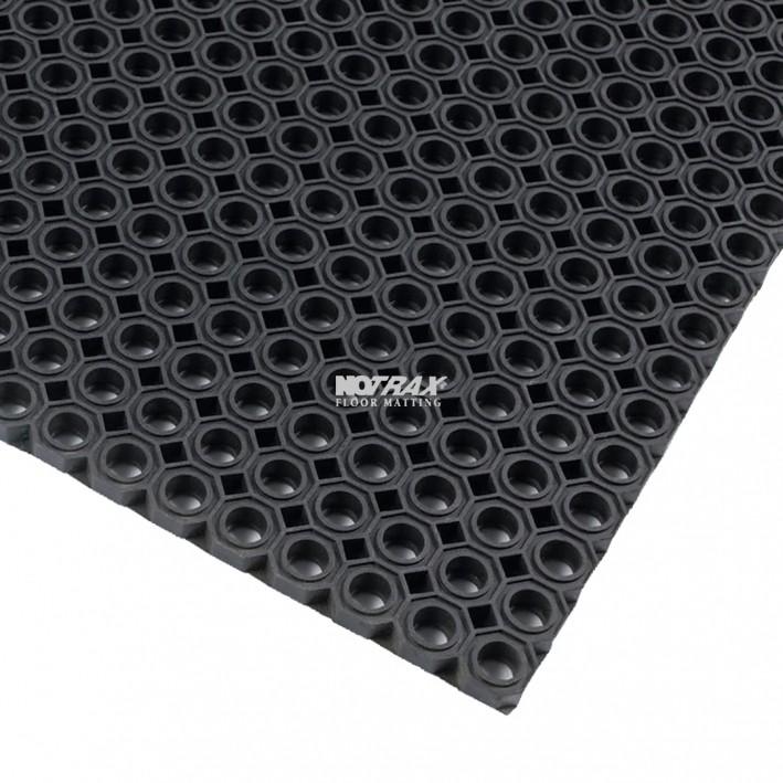 Αντιολισθητικό λαστιχένιο πατάκι Notrax 599 Oct-O-Flex με πάχος 12mm σε 2 διαστάσεις