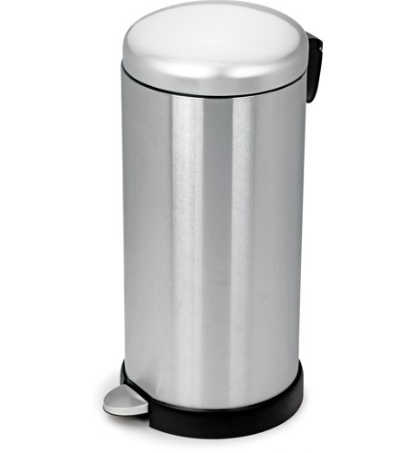 Μεταλλικός κάδος με πεντάλ 30Lt - 8900930