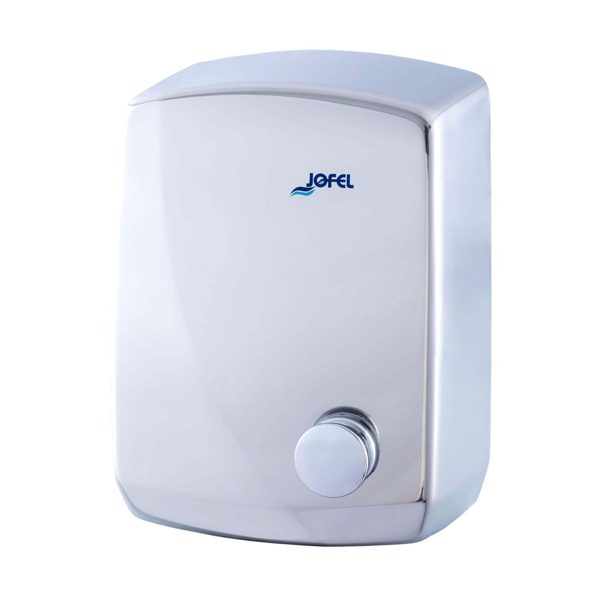 Μεταλλικός στεγνωτήρας χεριών Jofel Futura Shiny AA15000