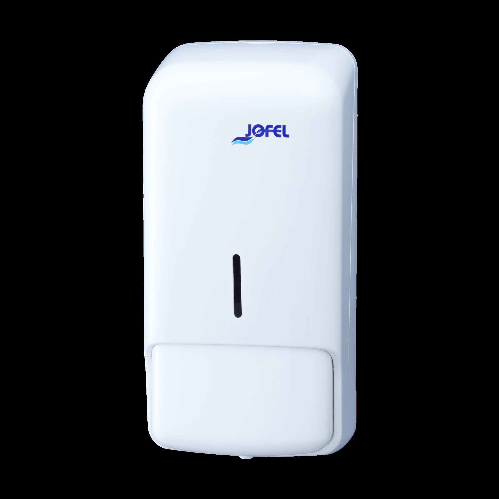 Πλαστική σαπουνοθήκη Jofel Azur white AC80000