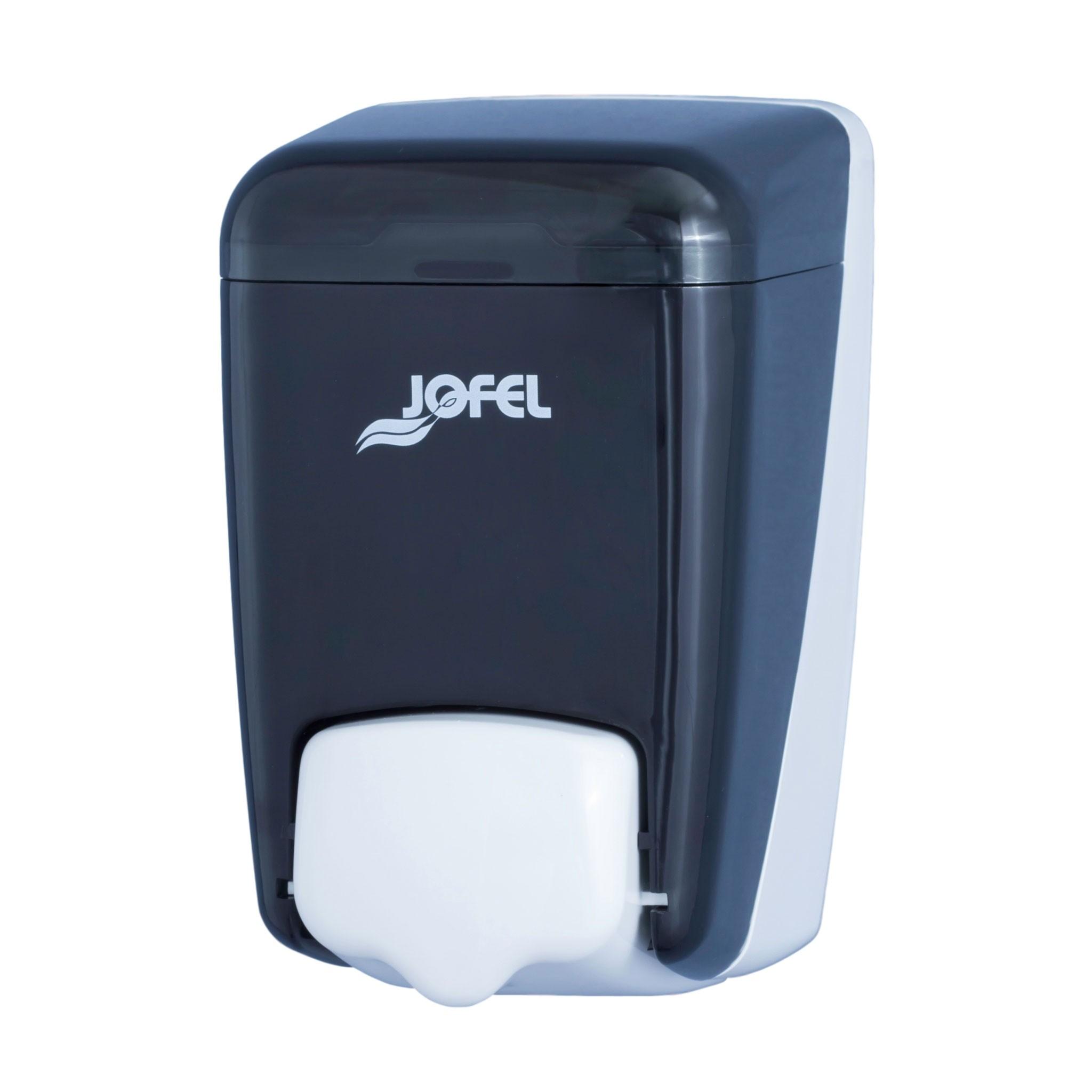 Πλαστική σαπουνοθήκη Jofel Azur Black AC84000