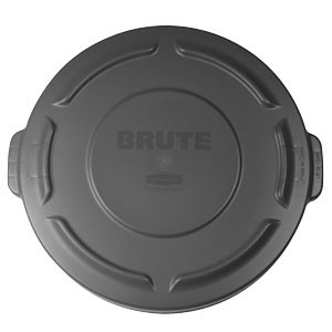 Καπάκι Snap on Lid για κάδους Brute Round 208lt Γκρι
