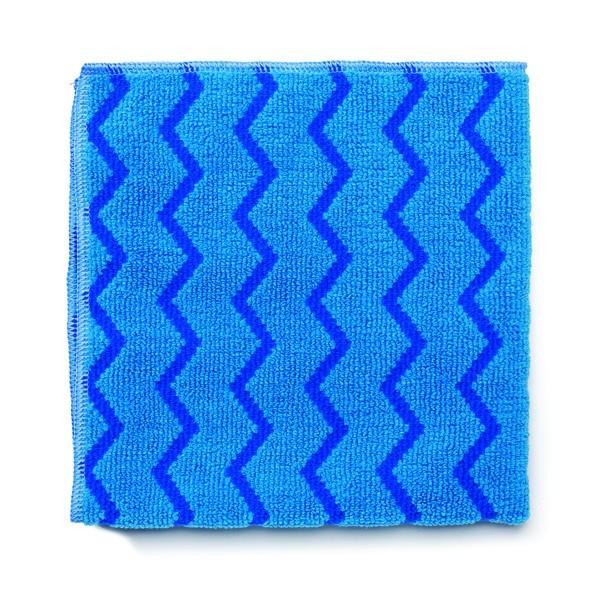 Πανί καθαρισμού Rubbermaid Hygen Microfibre Μπλε