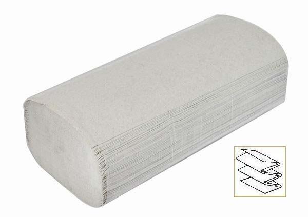 Χειροπετσέτα Strong V Fold Ζικ Ζακ Μονόφυλλη 30gr/m² Κωδ.750