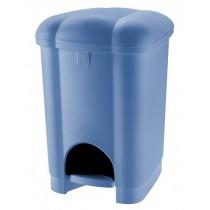 Κάδος απορριμμάτων WC με πεντάλ Tontarelli Carolina 6lt - σε 3 χρώματα