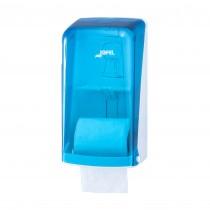 Πλαστική θήκη οικιακών ρολών υγείας Jofel Azur Blue AF51200