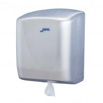 Μεταλλική θήκη για ρολό Center pull Jofel Futura Satin inox AG45000