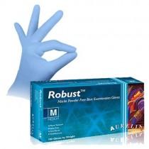 Γάντια μιας χρήσης Νιτριλίου χωρίς πούδρα 100τεμ