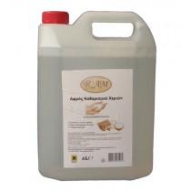 Σαπούνι χεριών αφρού με άρωμα καρύδα σοκολάτα 4lt - 3324006
