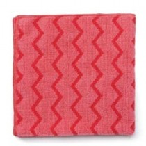 Πανί καθαρισμού Rubbermaid Hygen Microfibre Κόκκινο