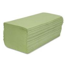Χειροπετσέτα Strong V Fold Ζικ Ζακ Πράσινη 30gr/m² Κωδ.765
