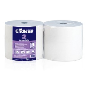 Ρολό χαρτί κουζίνας Endless Jumbo rolls 444m - 2x4,5kg