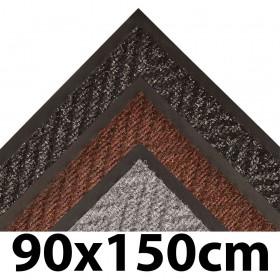 Πατάκι εισόδου σκληρής μοκέτας Notrax 118 Arrow Trax Entrance Mat 90x150cm