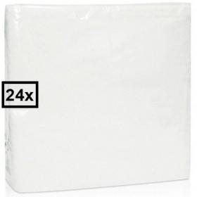 Χαρτοπετσέτες Πολυτελείας Endless Λευκή 2ply 38x38cm Κούτα 24τμχ