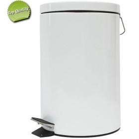 Μεταλλικός κάδος απορριμάτων WC με πεντάλ 3Lt