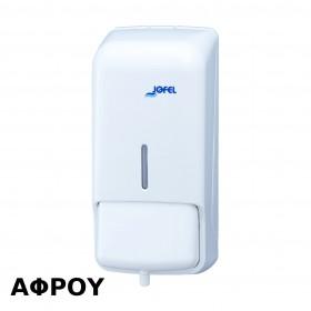 Πλαστική σαπουνοθήκη αφρού Jofel Azur white AC40000