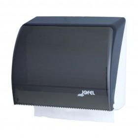 Πλαστική βάση για ρολό χαρτί Jofel Azur Black AH46000