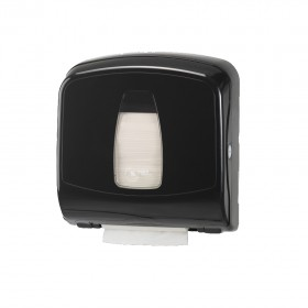 Πλαστική θήκη χειροπετσέτας ΖικΖακ Mars 076 Black